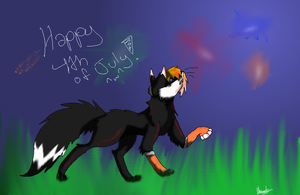 Happy coughlatecough 4th of July! by ShockHazard