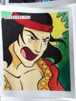 Shang Chi 3 of 10 by ChibiCelina