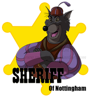 Sheriff of Nottingham by Velvet-Loz