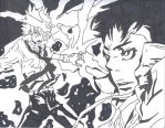 Battle for the Vongola by xlHaseolx