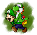 AT: You're my Yoshi now! by SuperLakitu