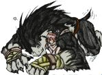 Being the Big Brother by Sheiba-Wolf