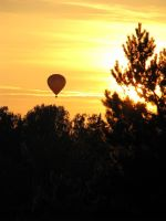 Hot-air balloon by Nuuhku87