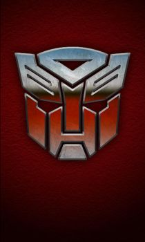Transformers Logo by SUPERMAN3D