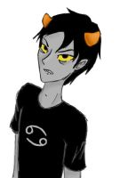 Karkat by Dragonastra