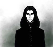 Young Severus by MyEpicRilla