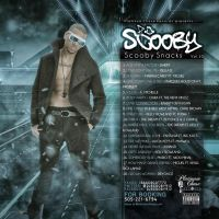 Mixtape Cover: D.J. Scooby: Vol. 10 by MadSDesignz