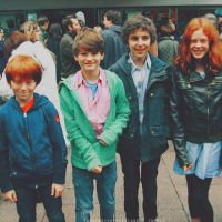 Weasley's and Potter's sons by TheHippieDoll