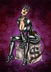 Catwoman by Bungle0