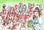 Merry Christmas , Inazuma Fans!!! by Darboe