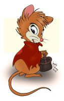 The Secret of NIMH - Mrs Brisby by Joakaha