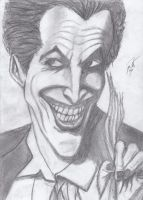 The Joker by jmrjohn19