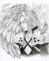 :: This is NOT Sephiroth :: by Isuna