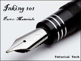 Inking 101- Part 1 by Tutorial-Tech