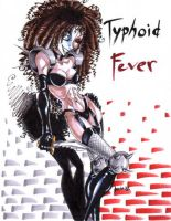 Typhoid Fever by persephohi