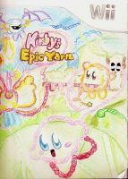 Kirby Epic Yarn Cover Contest by Humdeedum233