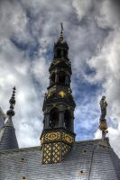 Bell Tower by Azagh
