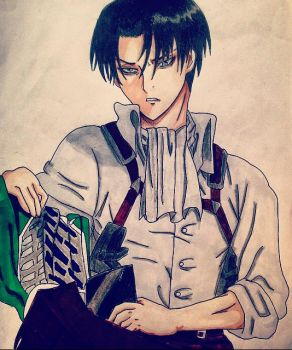 Rivaille by charibo