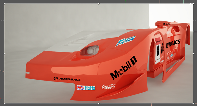 WIP Honda NSX Super GT 2005 22 by SonicBlue555