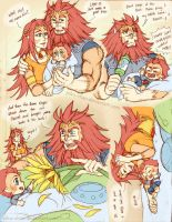 Thundercats - Families part 2 by piku-chan