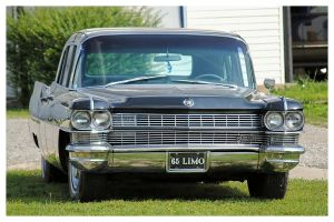A 1965 Cadillac Limousine by TheMan268