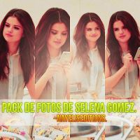 Pack de Fotos de Selena Gomez. by NayelisEditions