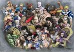 Super Street Fighter 4 by darefron