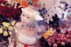 Chobits by MinGII