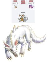 Pokemon Fusion - Maroking by YYHyasha