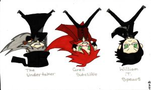 Black Butler Reapers 2 by UndertakerisEpic