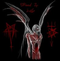 Blood Is Life by Draez