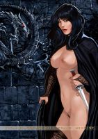 Cloak and Dagger by FransMensinkArtist