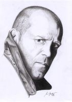 Jason Statham by Mipo-Design
