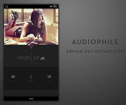 Audiophile by kbrian