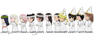 Lucia Procession by Nooneym