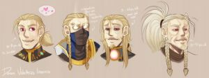 Father Darren - Timeline by DOXOPHILIA