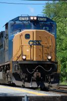 SD70MAC UP Close by jhg162