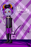 Noathy | Fantroll | Homestuck by MyDrawingSpace888