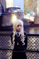 HP:Luna Lovegood by Marie-Mi