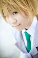 Pandora Hearts: Oz Vessalius by HapiFello