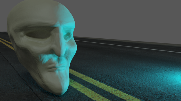 Normal Map Render by Leopoldeo