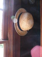 Straw Hat by snagglepuss