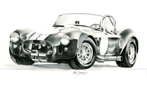 AC  Cobra by Sparkmachine