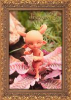 "10cm BJD ""Pan the faun"" by DreamHighStudio"