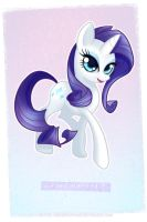 Rarity is Generousity by sonicelectronic