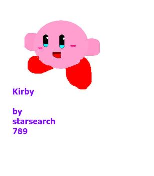Kirby by YourSweetheart9612