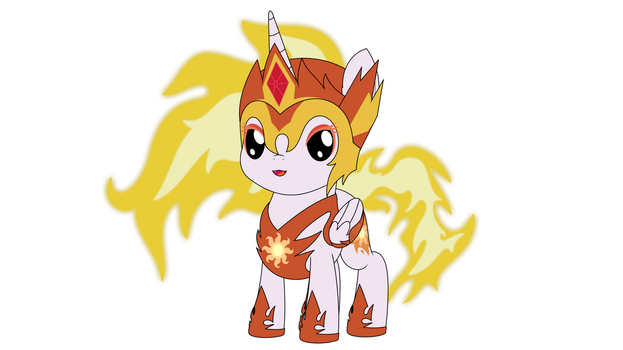 Chibi Daybreaker by ArdonSword
