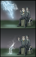 Sterek - Expecto Patronum by MidoriEyes