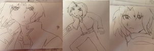 Edward Elric by GiulytheFox