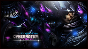 Cyber Nation graphic-core by cooltraxx